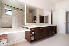 Solana Beach Home - contemporary - Bathroom - San Diego - Naylor Construction, Inc.