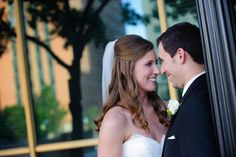 cute bride & groom  Wedding at Arlington Heights United Methodist and The Fort Worth Club