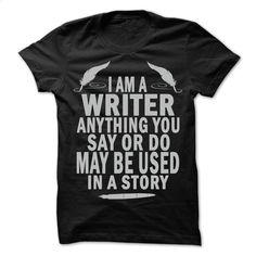 Writer - new T Shirt, Hoodie, Sweatshirt - Career T Shirts Store Yearbook Shirts, Design Your Own Shirt, Country Sweatshirts, Frog T Shirts, Statement Tees, Shirt Price, Shirt Style, Shirt Designs, Writer