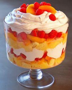 Christmas Trifle | Cocinando con Alena