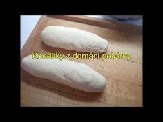 Kynutý knedlík z domácí pekárny - YouTube