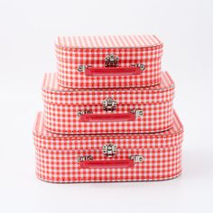 egmont toys - suitcases set - sunday in color