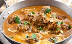 Lemon Coconut Lamb Curry | The WHOot