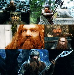 "reallyally:    Top five Lord of the Rings characters   t w o - Gimli, son of Glóin""If anyone was to ask for my opinion, which I note they're not, I'd say we were taking the long way around."""