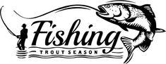 Learn How To Get Better At Fishing! Fishing Gifts, Sea Fishing, Fishing Box, Bass Fishing, Ice Fishing Equipment, Fishing Boats For Sale, Salmon Fishing, Catfish Fishing, Fish Silhouette