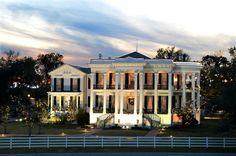 its like a little mini white house!