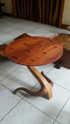 Tamaraw Side Table