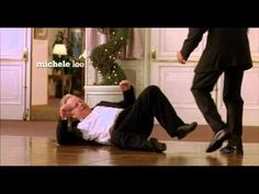 Here's one of the best slip and falls in a movie that I've seen. He falls quick and hits the ground hard and it's unexpected and hilarious. Along Came Polly, Michele Lee, Funny Clips, Good Movies, I Laughed, Hilarious, Fan, Songs, Youtube