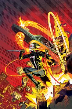 Ghost Rider #3 - Felipe Smith