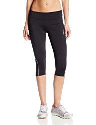 Lite Show Capri Black frost Medium  Asics Women's Lite-Show Capri, Black/Frost, Medium Lite Show Capri Black frost Medium, our ASICS Lite-Show Capri running pant combines comfort and safety. Lite-Show retro-reflectivity on the flatlock stitching will bounce light right back to its source, ensuring visibility after dark.   #Vampire Slave Bracelet