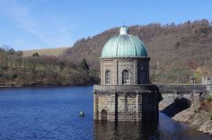 Extraction Tower    Elan Valley, Powys, Wales