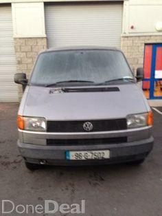 Best description ever! VW Transporter For Sale in Cork : €650 - DoneDeal.ie
