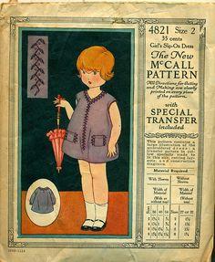 McCALL 4821