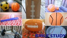 Game On Bible Study Decoration Ideas