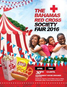 The Annual Bahamas Red Cross Fair - April 30th, 2016