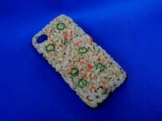 Careful with this fried rice iPhone case -- someone might take a bite! Nom nom nom