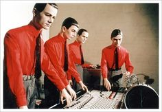 Kraftwerk: were one of the first groups to popularize electronic music and are considered pioneers in the field. In the 1970s and early 1980s, Kraftwerk's distinctive sound was revolutionary, and has had a lasting effect across many genres of modern music.