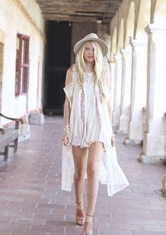 Bohemian Brilliance #fashion #style