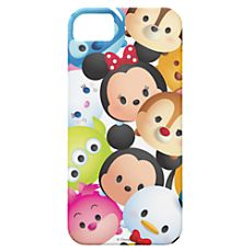 ''Tsum Tsum'' Pattern iPhone 5/5S Case