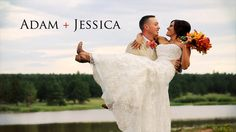 Adorable wedding video -- this looks like such a fun wedding!