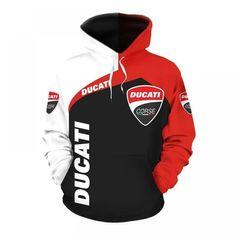 New 3D digital printed Ducati car logo hooded hoodie plus size couple fashion casual Harajuku men's baseball uniform Price: 40.00 & FREE Shipping #hashtag4 Harajuku, Mens Sweatshirts, Men's Hoodies, Car Logos, Ducati, Digital Prints, Men Sweater, 3d, Questions