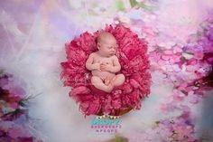 Luscious Lilac Portrait