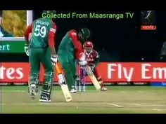 ICC World Cup T20 2016 Bangladesh Vs Oman Match Live