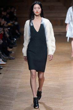 Christian Wijnants Fall 2013 RTW Collection