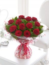 Send some hand-delivered Valentine's flowers to your loved one. Expertly prepared and available with same day delivery from Interflora Funeral Flower Arrangements, Funeral Flowers, Valentines Flowers, Valentines Day, Dublin, Hand Tied Bouquet, Same Day Flower Delivery, Flowers Delivered, Beautiful Girl Photo