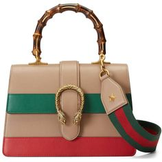 8d0321d24975 Gucci Dionysus Leather Top Handle Bag ( 2