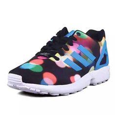 051d4782a Men  s Women  s adidas Originals ZX Flux Shoes Core Black B23984