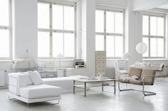 Scandinavian Interior Design Trends 2013 - A Haiku Deck by Emma Fexeus Interior Design Trends, Interior Design Software, Scandinavian Interior Design, Interior Design Inspiration, Style Deco, White Rooms, Dream Decor, Living Room Interior, Bathroom Interior