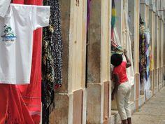 São Luís - Maranhão -Centro Histórico, lojas do mercado de artesanato #amenimario #saoluis #maranhão