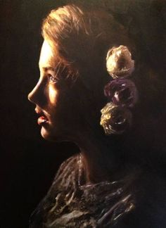 "Saatchi Art Artist William Oxer; Painting, ""Into The Light"" #art"