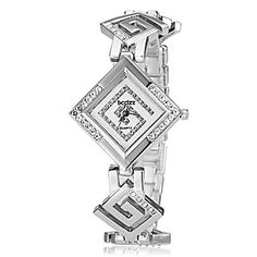 Damen Quartz Band Armband Silber / Gold 1371848 2016 – €14.69