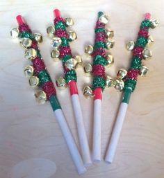 Jingle Bell Sticks~ Rockabye Butterfly