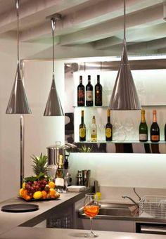 Fabbian kitchen counter