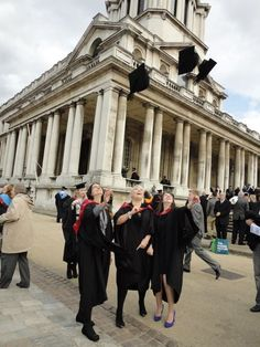 University Of Greenwich, Best University, Graduation Day, London, Grad Parties, Graduation, London England