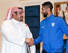 """Al-Hilal board completes """"Salman AlFaraj"""" renewal contract"""