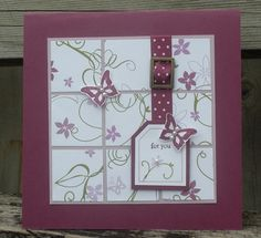 Very Charming - Cottage Garden - Stampin Up