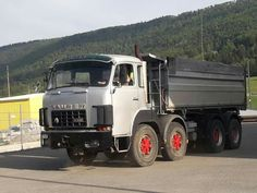 Saurer Dump Trucks, Transportation, Motorcycles, Track, Europe, Classic, Vehicles, Vintage, Bern