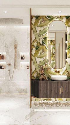 Spa Interior, Powder Room Design, Dressing Room Design, Bathroom Design Luxury, Luxury Hotel Bathroom, Toilet Design, Contemporary Bathrooms, Beautiful Bathrooms, Decoration