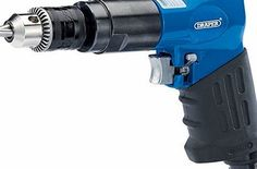 Draper Tools 28829 10 mm Reversible Air Drill with Geared Chuck Draper Reversible Air Drill with 10mm Geared Chuck (Barcode EAN = 5010559288298). http://www.comparestoreprices.co.uk/latest2/draper-tools-28829-10-mm-reversible-air-drill-with-geared-chuck.asp