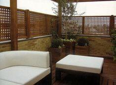 decoracion de terrazas con pergolas - Buscar con Google