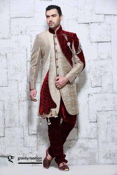 top designer shervani for wedding 2015, royal wedding sherwani