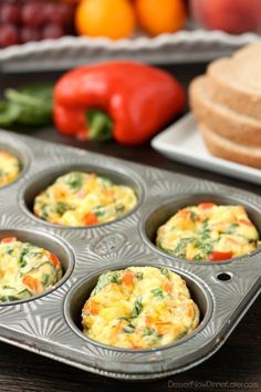 Breakfast egg cups recipe healthy ideas for kids breakfast cups, breakfast Power Breakfast, Breakfast And Brunch, Breakfast On The Go, Breakfast Muffins, Make Ahead Breakfast, Perfect Breakfast, Breakfast Egg Cups, Microwave Breakfast, Microwave Food