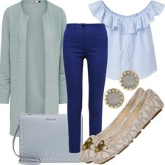 Blue Soul  #fashion #mode #look #outfit #style #stylaholic #sexy #dress #trend