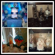 Fun with Apothecary Jars cute for parties and holidays   | Love-it Soirées