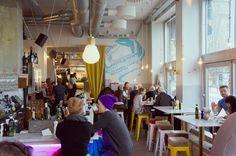 Nytorget Urban Deli, café & restaurant l Nytorget 4 l Stockholm