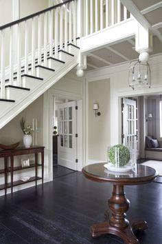 Wall Morris Design | New England Style House | Kerry, Ireland - traditional - entry - dublin - Wall Morris Design <3